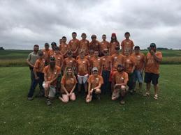 Camp Kyle participants