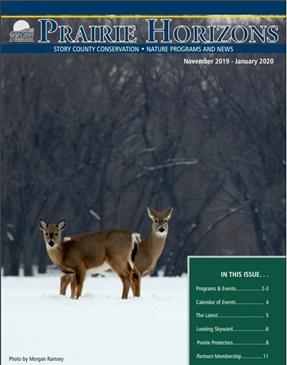 Prairie Horizons cover